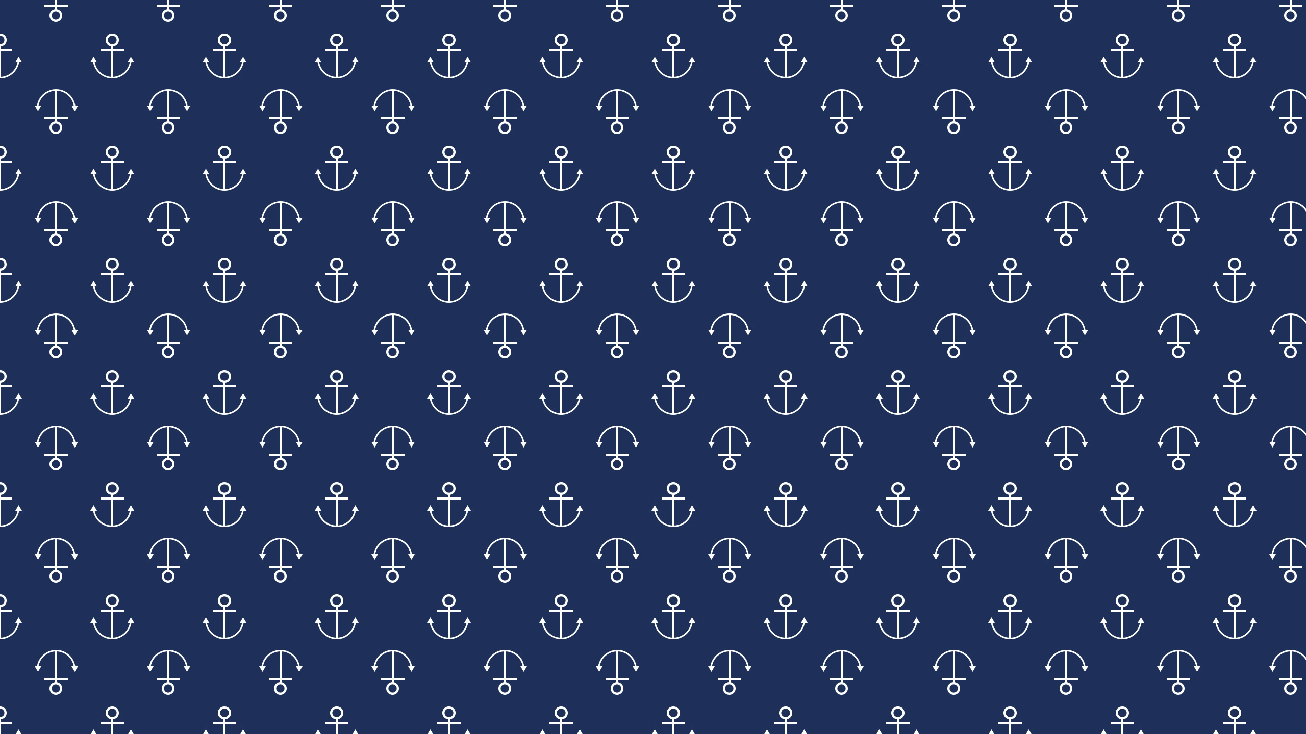 Anchor pattern wallpaper